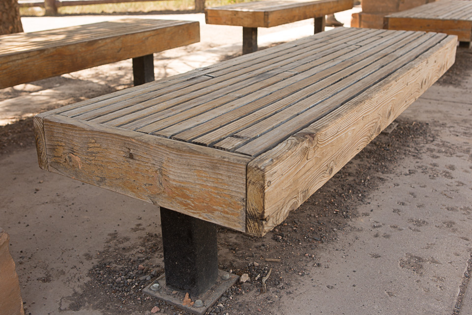 51 Photograph Benches
